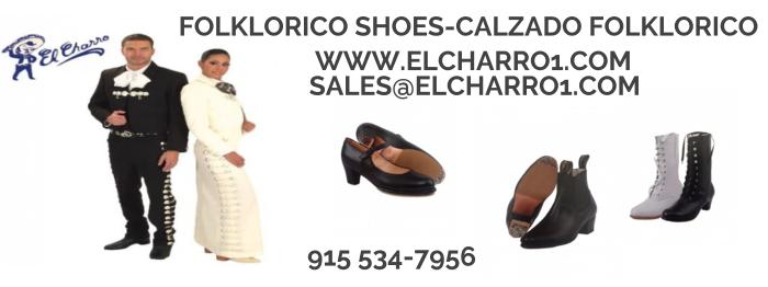 Flamenco shoes - El Charro